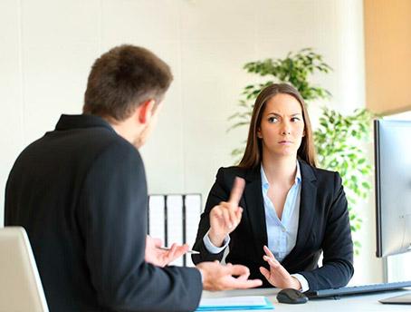 Основные ошибки на собеседовании при приеме на работу